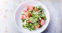 Watercress-Grapefruit Salad Recipe