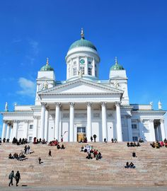 Helsinki, Finland   |   Amazing Photography Of Cities and Famous Landmarks From Around The World