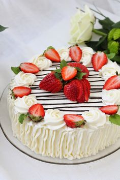 Cheesecake, Desserts, Food, Decorating Cakes, Tailgate Desserts, Deserts, Cheesecakes, Essen, Postres