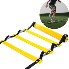 297b575e79e 2017 Newest Arrival Durable Football 6 Rung 3 Meters Agility Ladder for  Soccer Speed Training Fitness Bodybuilding Equipment