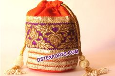 #Ladies #Fancy #Gift #Potli #Bags #Dstexports