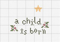 primitivebettys- A Child is Born freebie for Christmas