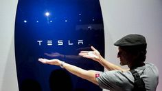 A few weeks back, Tesla launched the 'Powerwall'. The Powerwall is basically a home battery which uses solar energy and/or grid supply to charge itself. Tesla Motors, Renewable Energy, Solar Energy, Solar Power, Renewable Sources, Wind Power, Tesla Ceo, New Tesla, Elon Musk