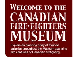 Canadian Fire Fighters Museum | Exhibits and Collections | Port Hope | Ontario | Canadian fire fighting history