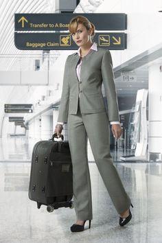abe25b6a55b Traje Ejecutivo Mujer, Ropa Ejecutiva, Uniformes Para Oficina, Vestidos  Oficina, Uniformes Empresariales, Pantalones Casuales, Chaquetas, Trajes  Ejecutivos, ...
