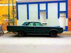 Dodge Coronet, en Chacao