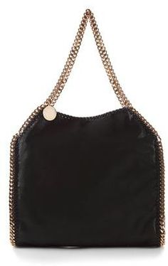 Stella Mccartney Baby Bella Shaggy Deer Tote