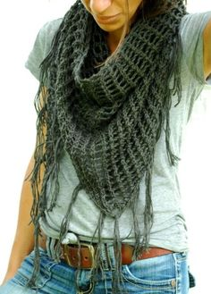 This scarf is adorable