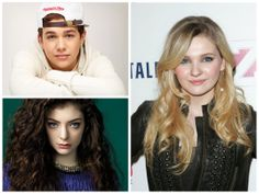 Actress Abigail Breslin and Singers Lorde and Austin Mahone were all born in 1996!