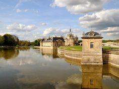 PICARDIE - Château de Chantilly