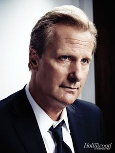 'The Newsroom': Exclusive Photos of Aaron Sorkin and the HBO Cast: Jeff Daniels