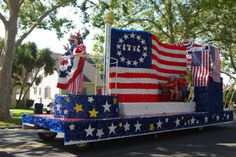 Gallery For > Funny 4th Of July Parade Floats