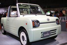 """Kei Truck / 軽トラ : Daihatsu """"basket"""""""