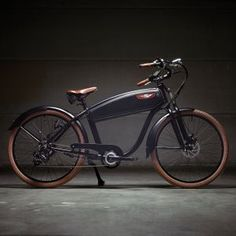 Vélo électrique OLD TIMER NOIR