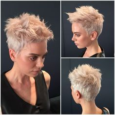 HOW-TO: Pearly Pixie Perfection - Hair Cutting - Modern Salon