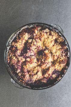 Blackberry Breakfast Cake – Bakelife