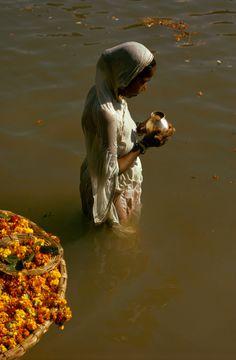 Varanasi, la ciudad de las viudas. India