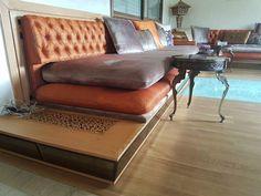 Salon moderne – salon marocain moderne – design – Intérieur sur mesure