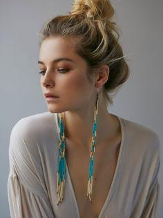 Ghost Dancer Earrings