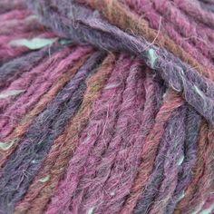 "Classic Elite Yarns Horizon   Content: 48% Wool/ 30% Acrylic/ 15%Alpaca/ 7% Silk Care: Hand Wash, Dry Flat Weight/Yardage: 50g/87yds Gauge: 3.5 sts = 1"" on US 10 Knitting Weight: Bulky   $5.79"