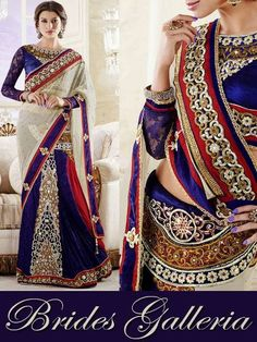 Brides Galleria Sublime Designer Saree Collection 2014 For Brides (5)