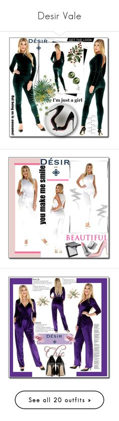 """Desir Vale"" by sabinn ❤ liked on Polyvore featuring DaVonna, Design Lab, Christian Louboutin, Burberry, NYX, Jimmy Choo, Guerlain, La Perla, Bobbi Brown Cosmetics and Zara"