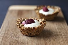 Granola Cups With Yogurt | 31 Fun Treats To Make In A Muffin Tin