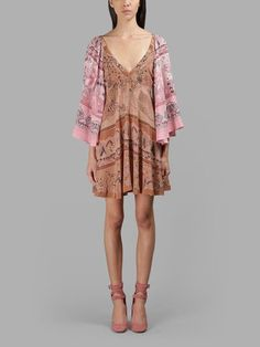 VALENTINO VALENTINO WOMEN'S PINK DRESS. #valentino #cloth #dresses