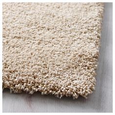 """IKEA - ÅDUM, Rug, high pile, 6 ' 7 """"x9 ' 10 """", , The dense, thick pile dampens sound and provides a soft surface to walk on.Durable, stain resistant and easy to care for since the rug is made of synthetic fibers.The high pile makes it easy to join several rugs, without a visible seam."""