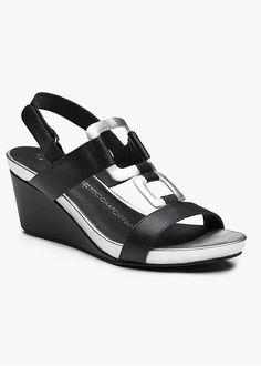 Ladies wide fitting shoes | Taking Shape - SKYE WEDGE