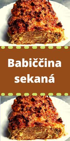 Lasagna, Beef, Ethnic Recipes, Food, Red Peppers, Meat, Essen, Meals, Yemek