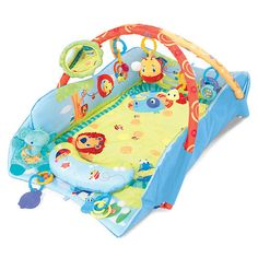 Bright Starts Babys Play Place Playmat - Neutral - Bright Starts - Babies R Us DISCONTINUED $85