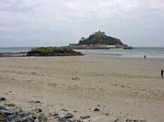 Periodically updated photographs of Cornwall, a weather report from Redruth, Cornwall, archives of previous photographs and permission to use if you give correct credits St Michael's Mount, Cornwall, Places Ive Been, Beach, Water, Outdoor, Gripe Water, Outdoors, Seaside