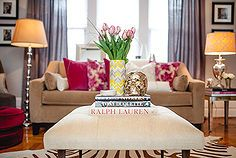 house tour chic and vintage inspired living room, home decor, living room ideas