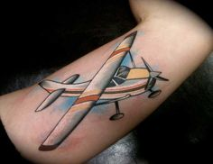 Aviation tattoos > Vintage Wings of Canada