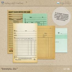 Fake Sales Receipts Word S Retro Vintage Invoice Design  Business Marketing  Gap Return Policy Without Receipt Pdf with Goods Receipt Form  Pieces Of Vintage Paper Ephemera Receipts Invoices Etc Scanned Examples Of Invoices Excel