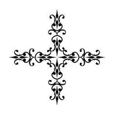 cross finger Tattoos | Cross Tattoo 2