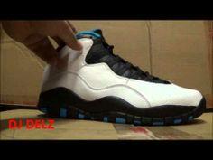 1827226c7ca13b 2014 Air Jordan Powder Blue 10 X Sneaker Review + On Feet With Dj Delz