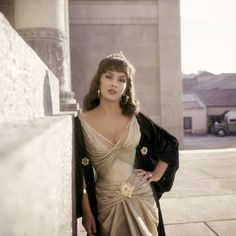 "Vintage Glamour Girls: Gina Lollobrigida in "" Solomon and Sheba """