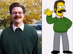 people who look like cartoon characters 1