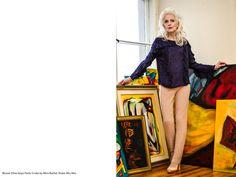 2 1 WOW Berlin Mag Fashion Editorial Spring Summer Trends Anna von Rüden Model styling Celso Da Costa Hamelink
