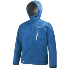 Just got this jacket for those rainy hikes. This is thing is awsome. Fully waterproof, light weight coming in at 14oz (I dont even feel this thing when I have it on) and it looks really cool nice color. The rain is not going to stop my plans from now on. Also got some light weight rain pants that are coming in soon. I got this for $45.