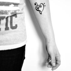Love music  #tattoo #love # music