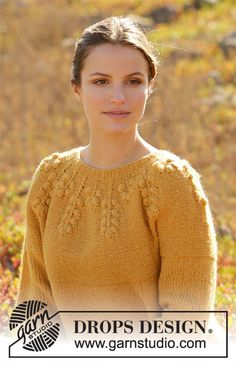 Free knitting patterns and crochet patterns by DROPS Design Drops Design, Baby Knitting Patterns, Free Knitting, Crochet Patterns, Finger Knitting, Scarf Patterns, Knitting Machine, Hand Knit Scarf, Knit Cowl