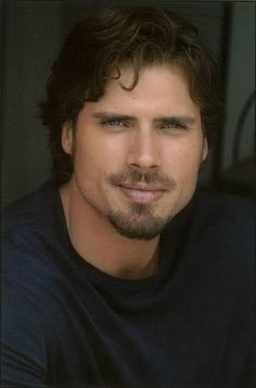 Joshua Morrow (Nicholas Newman) from The Young and the Restless. Soap Opera Stars, Soap Stars, Bold And The Beautiful, Gorgeous Men, Joshua Morrow, Reality Shows, Young And The Restless, Good Looking Men, Actors & Actresses