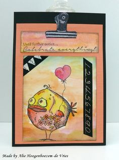 Een blog met gestempelde creaties, altered art, mixed media, stempel creaties, stamped creations, gestempelde kaarten, rubberstamps, gift tag,