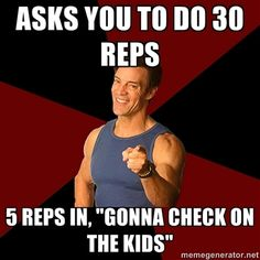 this isnt ab ripper 100 or 200 its ab ripper 329 - Tony Horton Meme.my favorite ab workout Fitness Quotes, Fitness Motivation, Fitness Humor, Workout Fitness, Fitness Tips, Funny Fitness, Fitness Fun, Fitness Goals, Exercise Motivation