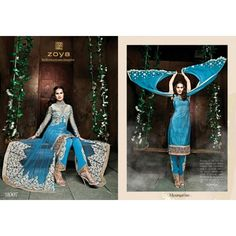 Check out the Zoya designer collection > dress Buy Wedding Dress, Saree Wedding, Wedding Dresses, Pakistani Outfits, Indian Outfits, Ethnic Fashion, Indian Fashion, Anarkali Dress, Indian Bollywood