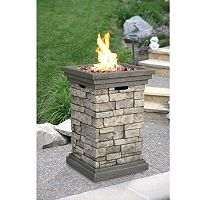 The Canyon Ridge FireBowl will bring an old-world elegance into your outdoor living area.