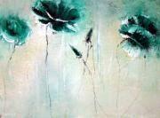 Davina Nicholas - Rich greens